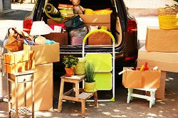 Domestic Relocation Services in E14