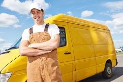 Vans to hire in Bow